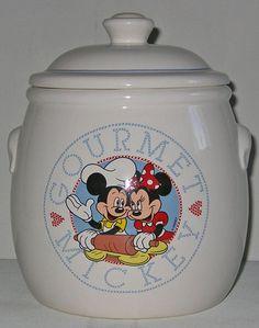Disneyland's 35th Anniversary(1990) Cookie Jar