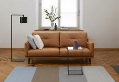Das Sofa Mellow von Intertime ist eine elegante, leichtfüssige Polsterecke. Dieses Polstermöbel ist zeitlos gestaltet und wird Ihnen auch nach vielen Jahren noch täglich Freude bereiten. Elegant, Couch, Furniture, Home Decor, Glee, Pillows, Classy, Settee, Decoration Home
