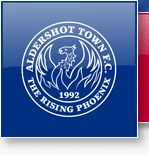 Aldershot Town Football Club - Return to the home page