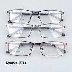 01c3377ea2eb MY DOLI 7044 Designer eyewear new full rim myopia glasses metal prescription  spectacles optical frames-in Eyewear Frames from Men s Clothing    Accessories ...