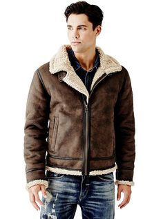 9d67ee23e 13 Best B3 Shearling Jacket images in 2019