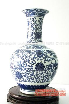 Free-shipping-Chinese-porcelain-Wedding-decoration-Antique-Imitation-Qing-Dynasty-Emperor-Qianlong-blue-and-white-porcelain.jpg 533 ×800 pixels