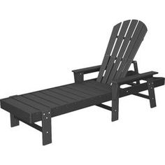 Edina Patio Chaise in Slate Grey 39$