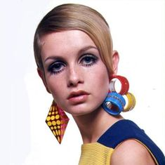 Twiggy is everything I could ever aspire to be regarding beauty