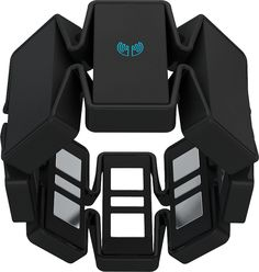 The Myo armband gives you the power to control technology with your hands, touch-free.
