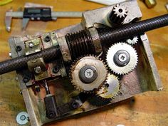 Lathe Operations, Small Lathe, Cnc Lathe, Metal Tools, Wood Turning, Techno, Gears, Workshop, Woodworking