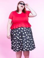 You Asked, This Brand Extended Its Sizes #refinery29  http://www.refinery29.com/plus-size-retailer-size-extension