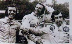 Emerson y Wilson Fittipaldi. Carlos Pace.