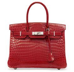 Hermès Crocodile Birkin Hermes Birkin, Jane Birkin, Crocodile Handbags,  Leather Crossbody Bag, 84bf1ad179