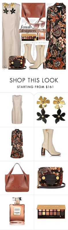 """Stella McCartney"" by olga1402 on Polyvore featuring STELLA McCARTNEY, Chanel, Anastasia Beverly Hills, Tom Ford, internationalwomensday, pressforprogress, FemaleDesigners and ByWomenForWomen"