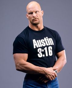 Stone Cold Steve Austin Height, Weight, Biceps Size