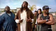 Black Jesus(Adult Swim). This the craziest HBO ish I've viewed.