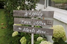 Happily ever after starts here