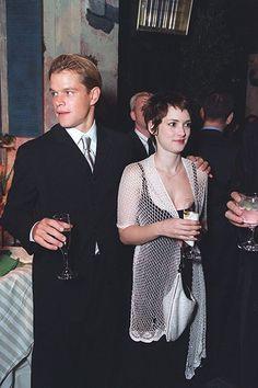 Hollywood dating history