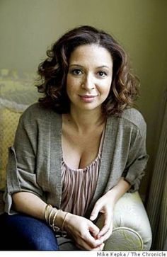 I have a HUGE crush on Maya Rudolph.