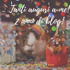 buon compleanno a me blogger
