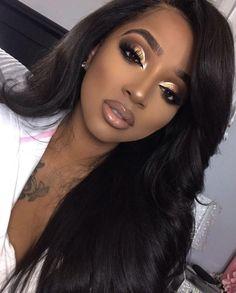 prom makeup – Hair and beauty tips, tricks and tutorials Glam Makeup, Flawless Makeup, Cute Makeup, Gorgeous Makeup, Makeup Inspo, Bridal Makeup, Makeup Inspiration, Makeup Tips, Makeup Hacks