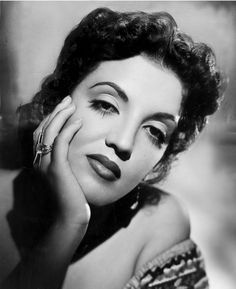 Birthday remembrance - Katy Jurado