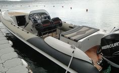 Technohull seaDNA 999 Boat - Seatech Marine Products / Daily Watermakers