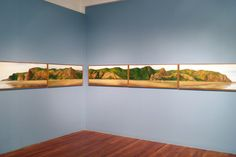 Peter Siddell: Paintings 1970–2010 - Te Uru #NewZealand #architecture @PeterSiddell #NZArt #NZpainting Nz Art, Dramatic Lighting, Colonial Architecture, Sky And Clouds, Big Sky, New Zealand, The Neighbourhood, Paintings, Landscape