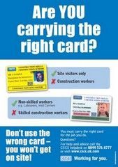Construction Skill and Certification Scheme cards or CSCS cards holds the database of those people who works in building construction and maintenance sectors. Database contains all the information and his ability, which is achieved after health safety test and online exam.
