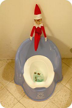 Piccoli Piselli: Jumping on the Christmas tradition bandwagon Toddler Christmas, Family Christmas, Christmas Holidays, Xmas, Merry Christmas, A Shelf, Shelves, Shelf Elf, Elf On The Self