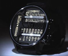 Flux Capacitor Dial Watch - http://tiwib.co/flux-capacitor-dial-watch-2/ #Jewelry