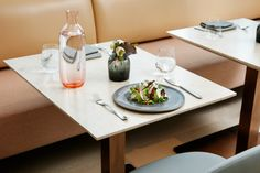 Botanist, Vancouver's highly anticipated new restaurant by Ste. Marie Design with Glasfurd & Walker inside Fairmont Pacific Rim, has opened its doors. Restaurant Door, Restaurant Design, Restaurant Interiors, Fairmont Pacific Rim, Executive Chef, Cafe Bar, Botany, Interior Inspiration, Coffee Shop