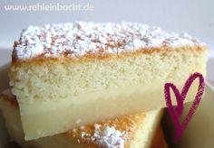 Magischer Kuchen, Magic Cake