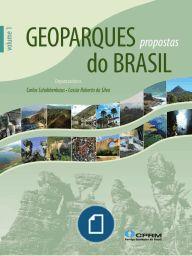 Geoparques do Brasil. Propostas. CPRM.