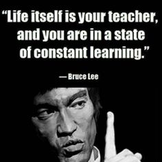 #brucelee said it best.