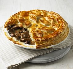 Here are 25 of the best of British pie recipes. Comforting, tasty, savoury or sw...