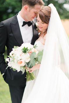 A Berkeley Plantation Black Tie Wedding by Katelyn James Photography!