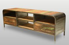 1000 images about rue de siam meubles on pinterest for L or du temps meuble industriel