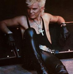 Billy Idol, obviously :p
