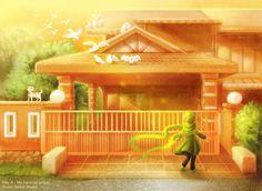http://ambientdream.deviantart.com/art/home-sweet-home-372496915