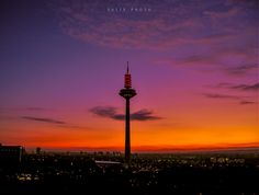 Sundown Frankfurt,Germany