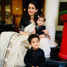 #happyonam Set Saree, Saree Dress, Onam Saree, Kasavu Saree, Kerala Saree, Mom Dress, Baby Dress, Mom Daughter Matching Dresses, Designer Kids Wear