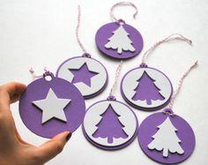 Resultado de imagen para pinterest diy foam christmas crafts