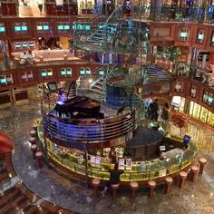 Carnival Dream, miss this ship so much.