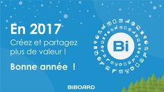 En 2017, créez et partagez plus de valeur ! Bonne année 2017 ! #voeux2017 #bonneannee #happynewyear #happy2017 #customerbi #bi