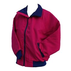 Ladies Lined Fleece Jacket This jacket is so soft on the inside. The lightweight fabric provides plenty of warmth without the weight. The elastic waist and cuffs help to keep out the wind and the easy zip pockets keep your belongings safe from falling out. #MadeinUSA #MadeinAmerica was 75.00 now only $39.99 #Sale #Shopping via BuyDirectUSA.com