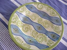 Pottery Barn plate  http://stores.ebay.com/Calliopes-Collectibles