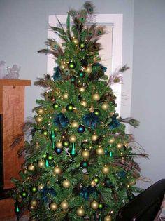 ideas decorar arbol de navidad