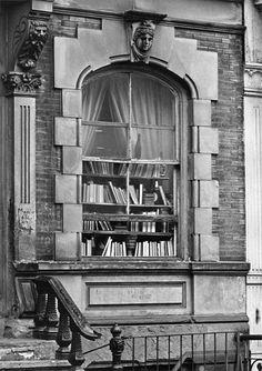 Andre Kertesz  Greenwich Village, New York City. June 19, 1966