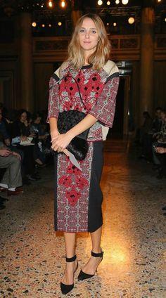 MFW: a fila da frente - Eventos - Vogue Portugal