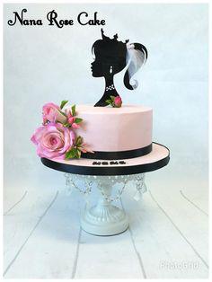 Bridal Shower Cake  - Cake by Nana Rose Cake