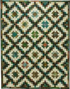 Memories Quilt Pattern - $9 from Glad Creations.