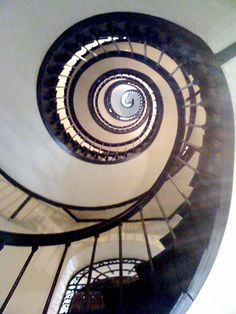 Staircase in Montevideo, Uruguay