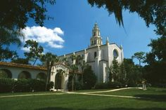 Knowles Memorial Chapel, Rollins College (Winter Park, FL)